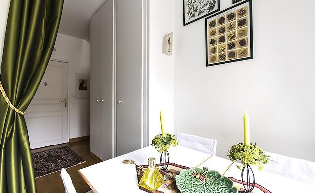 apartment champs elysees